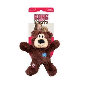 KONG Wildknots Bear X-Large Dog Toy (brown)