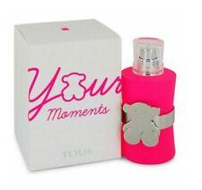 Tous Your Moments Eau de Toilette 50ml Spray Femme