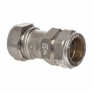 Altecnic 15mm Nickel Plated Single Check Valve *Special Price*