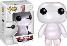 "Nurse Baymax Big Hero 6 Pop! Vinyl Figure #111 6"" Super Sized Pop"