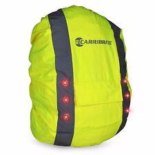 High Hi Vis Rucksack Backpack Bag Cover Cycling Running Waterproof Visibility