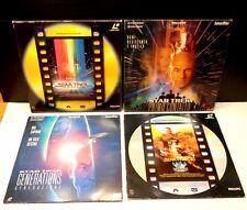 star trek 4 film in italiano, laserdisc