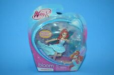 "Jakks 2012 Nickelodeon WINX CLUB BLOOM Harmonix Collection 4"" Action Figure Doll"