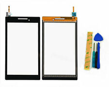 For Lenovo Tab 2 A7-20F Black Touch Screen Digitizer Glass Lens Parts