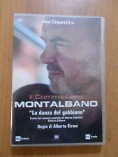 dvd Rai Trade IL COMMISSARIO MONTALBANO - LA DANZA DEL GABBIANO