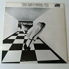 Yes - Time And A Word - Vinyl LP UK 1st Press Plum + Insert EX/NM