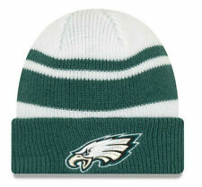PHILADELPHIA EAGLES NFL FOOTBALL NEW ERA 2-TONE KNIT BEANIE WINTER CAP HAT NWT!