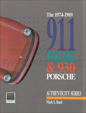 Porsche 911 Originality Book 1975 1976 1977 1978 1979 1980 1981 Body Trim Parts
