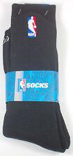 NEW! NBA Logoman Player Crew Socks Men's Large Size Assorted Colors Elite Pro