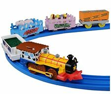 Takara Tomy Disney Pixar Dream Railway?TOY STORY- Woody sheriff train set