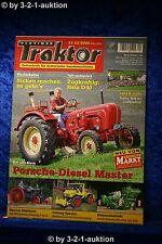 Oldtimer Traktor 11-12/06 Porsche Diesel Master Hela D40 IHC F-12 G Unimog UK52