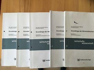 Fernuni Hagen - Skript - Einführung in den Wirtschaftsinformatik