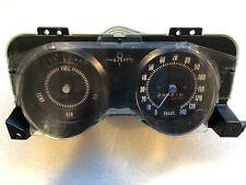 70-71 GTO 140 Mph Gauge Cluster Speedometer Fuel Gauge Gauges Lemans Tempest 69