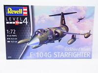 LOT 51389 Revell 03904 Lockheed Martin F-104G Starfighter 1:72 Bausatz NEU OVP