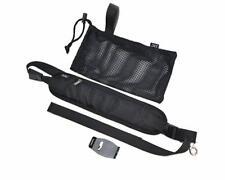 UK JJC NS-J2 Black Neck Strap for most DSLR cameras with Reinforced Snap Hook