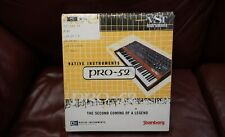 Steinberg Native Instruments Pro-52 VST Software For PC & Mac  (NEW & SEALED)