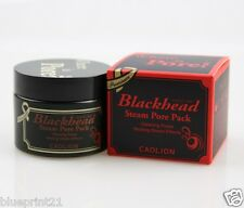 Caolion Blackhead Steam Pore Pack 30g All Skin Type Brand New Free Shipping