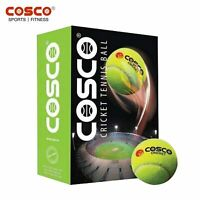 Cricket Sports Play Cosco Light Cricket Tennis Ball, Pack of 6