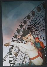 """J-P ETIENNE  - Photo Grand Format   """" GRANDE ROUE A PARIS """""""