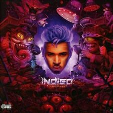 CHRIS BROWN Indigo 2CD BRAND NEW Justin Bieber Lil Wayne Nicki Minaj G-Eazy