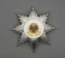 German The Order of the Black Eagle Breast Star