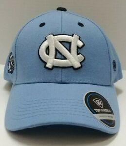 UNC North Carolina Tar Heels Blue Adjustable Fit Hat by TOW - Go Tar Heels