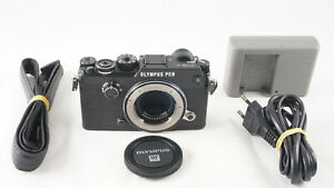 Olympus PEN-F 20,3MP Mirrorless System Camera Body Black