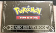 Basic Energy Box -NM- Pokemon TCG Ultra Prism Prerelease NEW SEALED