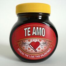 "MARMITE ""TE AMO"" NEW 250G JAR ""SPREAD THE LOVE"" VALENTINES DAY SPECIAL EDITION"