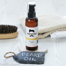 Mo Bro's Premium Beard Oil - Vanilla & Mango 100ml - Condition Tame Itching