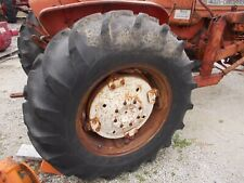 169 X 28 Good Year 55 Tread Tractor Tire Allis Chalmers D17 Ac Spin Out Rim