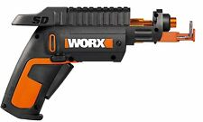 WORX WX255L SD Semi-Automatic Cordless Screw Driver with Screw Holder