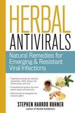 Herbal Antivirals Natural Remedies for Emerging Stephen Harrod Buhner WT70249