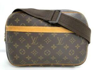 Louis Vuitton Shoulder Cross Body Bag Reporter PM M45254 Monogram 40170264200 P