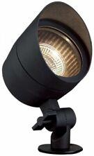 Portfolio 20-Watt Black Low Voltage Halogen Spot Light