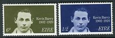 IRELAND 1970 KEVIN BARRY/50th ANN.DEATH/IRISH WAR of INDEPENDENCE/FAMOUS PEOPLE