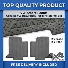 Tailored 3mm Diamond Rubber Van floor Mat 1990-2003 Volkswagen T4 walkthrough
