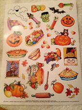 *NEW* Mary Engelbreit Holiday Stickers: Halloween/Thanksgiving!!