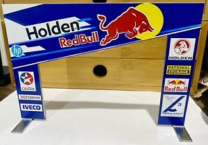 1:18 Banner ONLY - 2018 Red Bull Team. Holden Whincup Van Gisbergen Lowndes