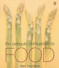 The Penguin Companion to Food by Alan Davidson (Paperback, 2002)