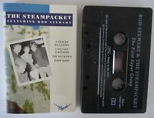 THE STEAMPACKET FEAT ROD STEWART THE FIRST SUPER GROUP CASSETTE TAPE