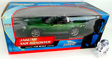 JAMES BOND : DIE ANOTHER DAY : JAGUAR XKR ROADSTER MODEL BY BEANSTALK IN 2002