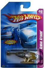 2007 Hot Wheels #74 Aerial Attack Killer Copter