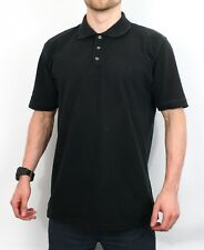 Fred Perry Polo T Shirt Extra Large XL Short Sleeve Black Cotton Sportswear