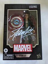 Marvel Legends Stan Lee 6in. Action Figure