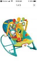 Fisher-Price X7046 Infant to Toddler Rocker Circus Celebration