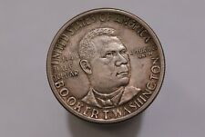 USA HALF DOLLAR 1946 SILVER BOOKER WASHINGTON B29 #Z6903