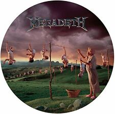 Megadeth - Youthanasia [New Vinyl] Explicit, Picture Disc