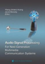 Audio Signal Processing : For Next-Generation Multimedia Communication...