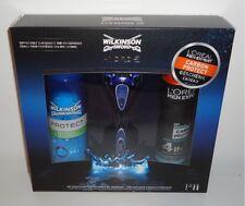 Wilkinson Hydro 5 Geschenkset Rasierer Rasiergel + Loreal Men Expert Deo-Spray